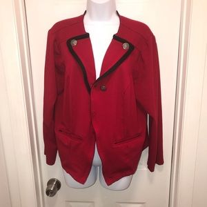 Totally awesome blazer from Torrid.